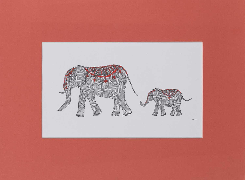 Elephant Parade.